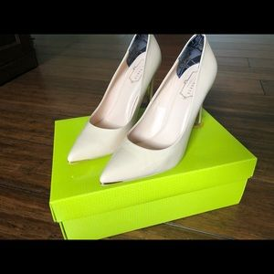 Ted Baker patent leather shoes, size 8